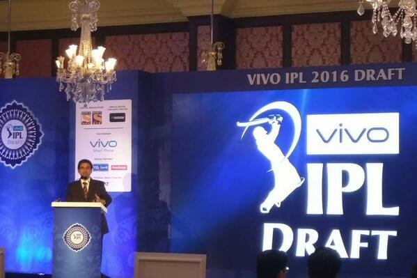 IPL Player Draft