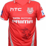 Kings XI Punjab Jersey
