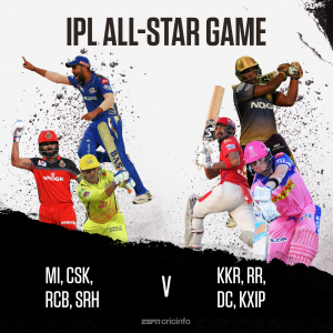 ipl all-star game