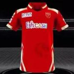 Kings XI Punjab Jersey